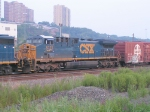 CSX 5121 AT NORTH BERGEN